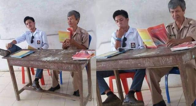 Gurunya Terlalu Baik, Muridnya Malah Gak Tahu Diri, Guru Marah, Ortu Melaporkan: Nasib Guru Indonesia!