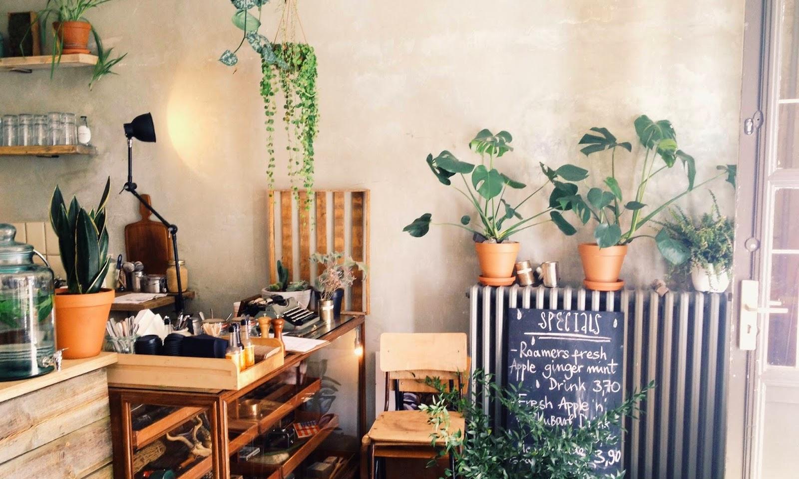 Roamers – zielona kawiarnia na Neukölln