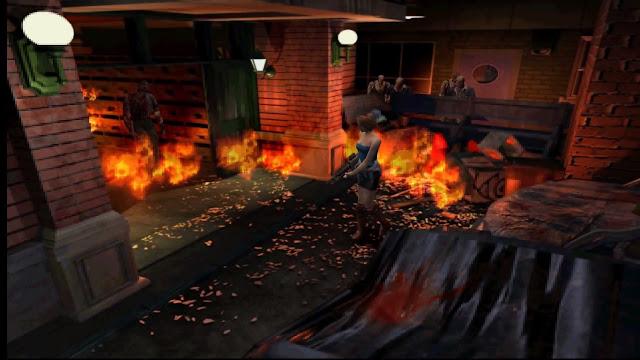 Resident Evil 3: Nemesis - PSX - Captura 2