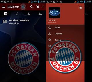 BBM Mod Bayern Munchen