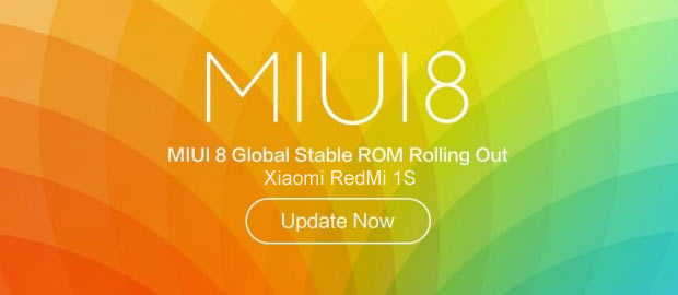 Redmi 1S Fastboot & Recovery MIUI 8