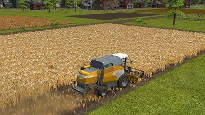 Farming Simulator 16 MOD Apk Data