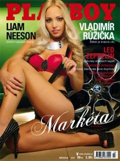 Revista Playboy Republica Checa-Marzo 2015 PDF Digital