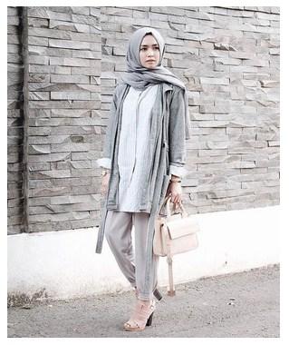 20 Style Fashion Hijab Modern 2016 Yang Memukau Untuk