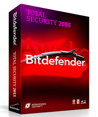 Bitdefender 2013 Total Security With Crack