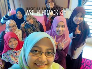Warih-Homestay-Dr-Adila-Dan-Rakan-Swafoto2