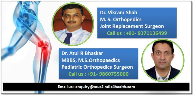Top Knee Replacement Surgeon in India