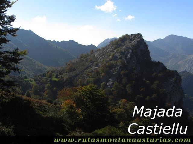 Ruta de los Arrudos y Corteguerón: Majada Castiellu