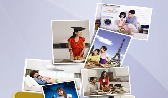 "Share your Moment of Celebration and Join the ""Live, Love, Firande! Electrolux Photo Contest"""