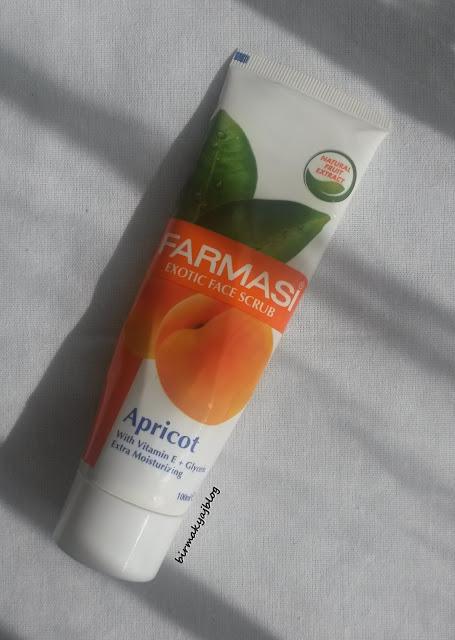 Farmasi -  Exotıc Face Scrub Aprıcot / Kayısılı Scrub