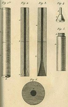 gambar stetoskop pertama 1819