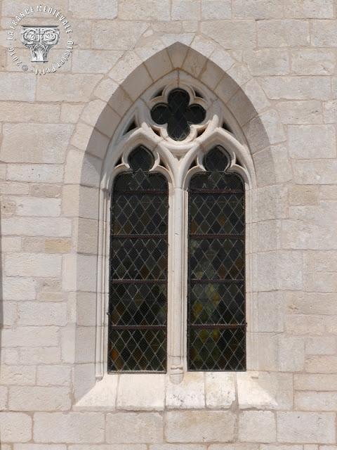 GRAND (88) - Eglise Sainte-Libaire (XIIe-XVe siècles)