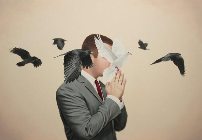 Способ попытаться понять смысл мира. Alex Hall