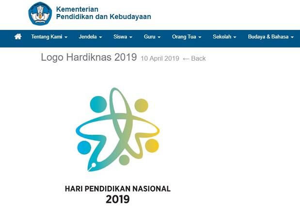 Download Pedoman Peringatan Hari Pendidikan Nasional (Hardiknas) Tahun 2019 Pdf