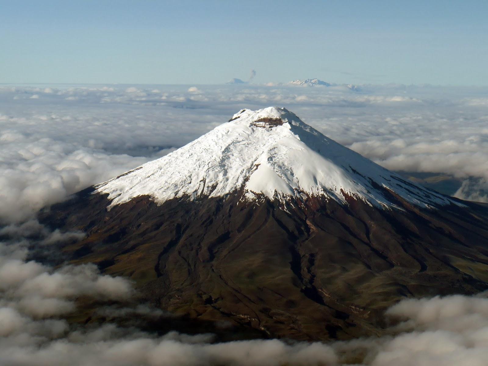 Yarema S Latin American Journey Summiting Cotopaxi