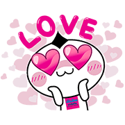 stickers-amor-corazon emoji