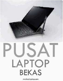 pusat laptop second