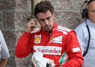 Formula 1, Alonso sfortunato poteva essere terzo