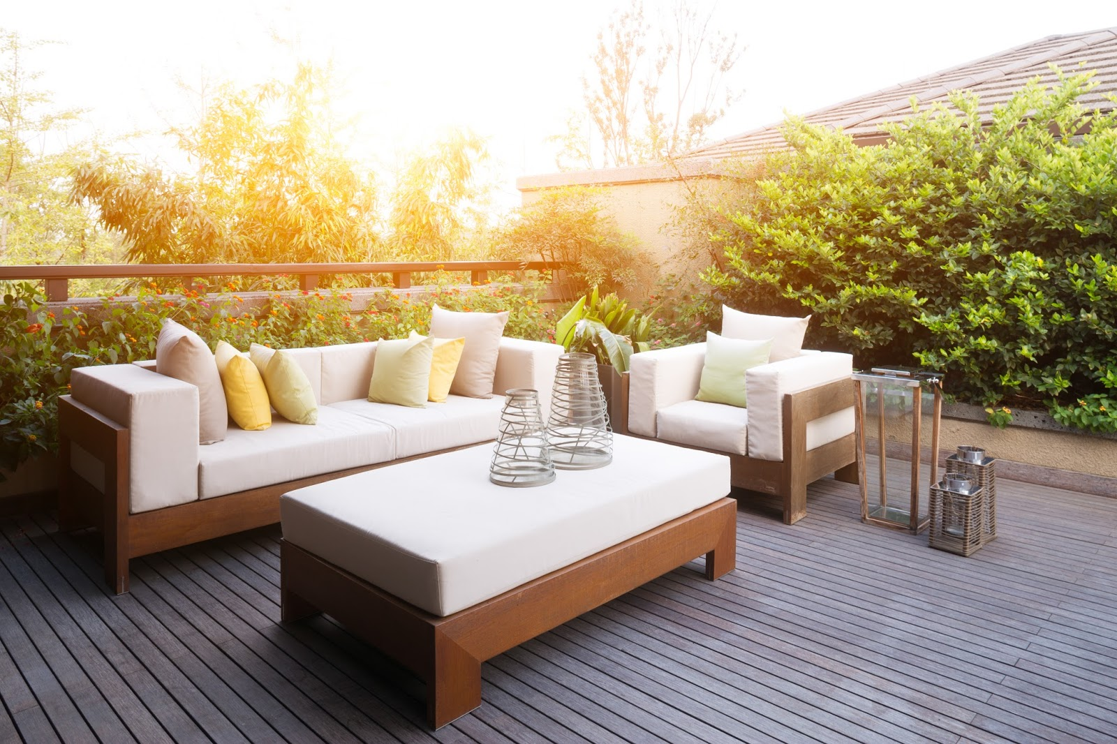 Patio Furniture Lookbook  via  www.productreviewmom.com