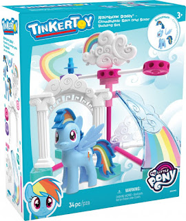 First MLP K'NEX Tinkertoy Packaging Photos Appear + Pre-Orders