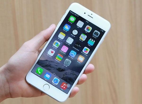 iPhone 7 sau khi thay mới màn hình