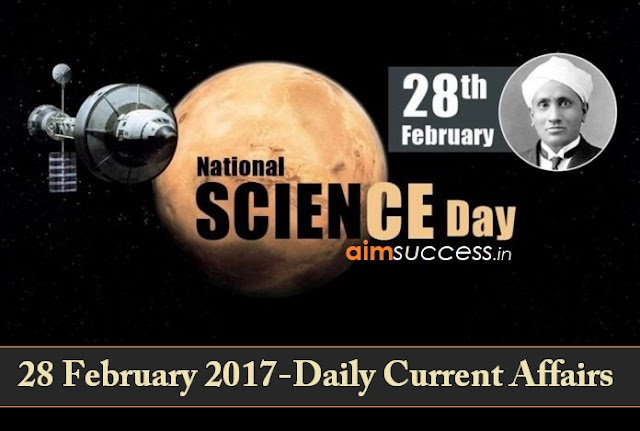 National Science Day being observed today