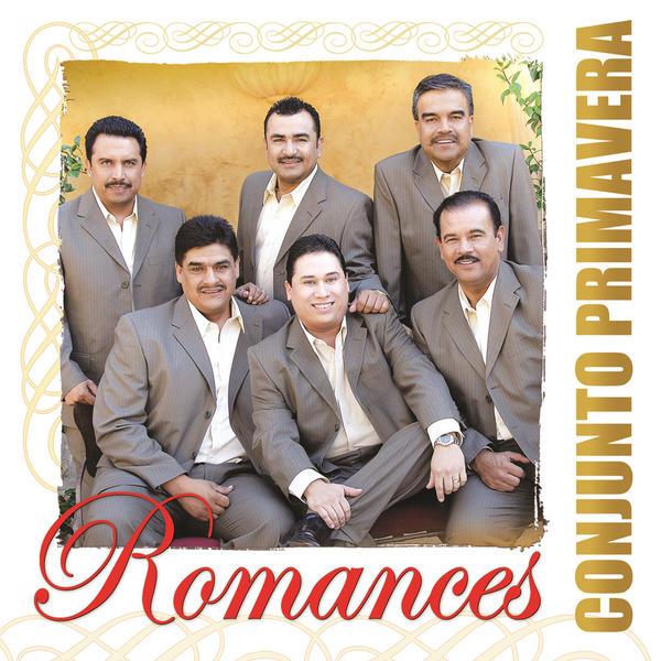 Conjunto Primavera - Romances (2013) (Album / Disco Oficial)