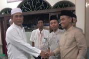 Safari Ramadhan Sekcam Tambora Bersama Lurah Tanah Sereal di Masjid Jami Al Latif