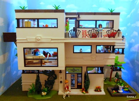 Art Deco House For Sale Emma J 39 S Playmobil