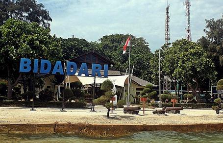 tempat wisata pulau bidadari