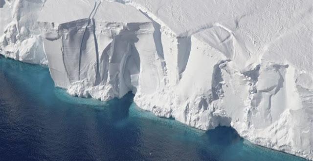 Ανταρτική: Εξαπλάσιες ποσότητες πάγου καταλήγουν στη θάλασσα από όσους πριν 40 χρόνια