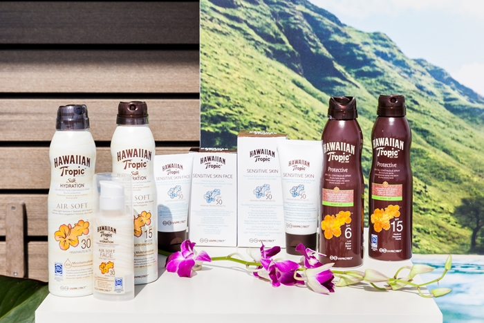 novità hawaiian tropic