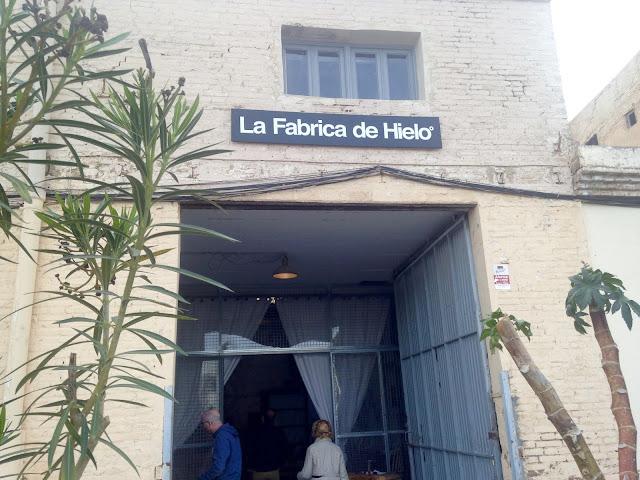 La Fábrica de Hielo, el nuevo espacio de moda de la ciudad