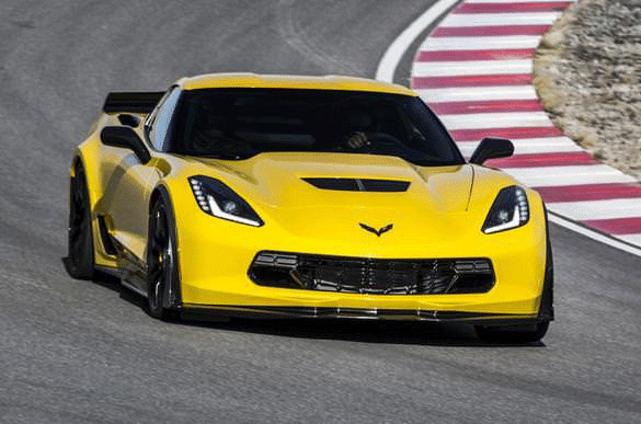 Chevrolet Corvette Z06 - cheap supercars