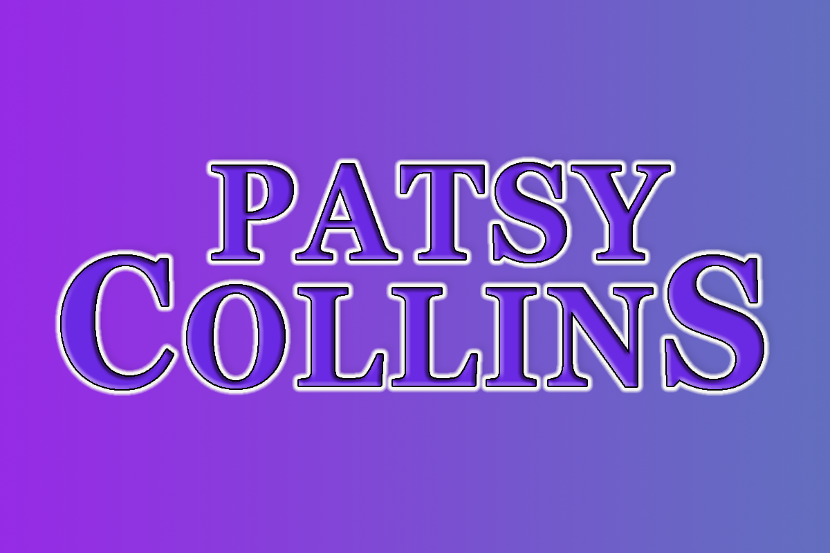 Sign up for Patsy's newsletter