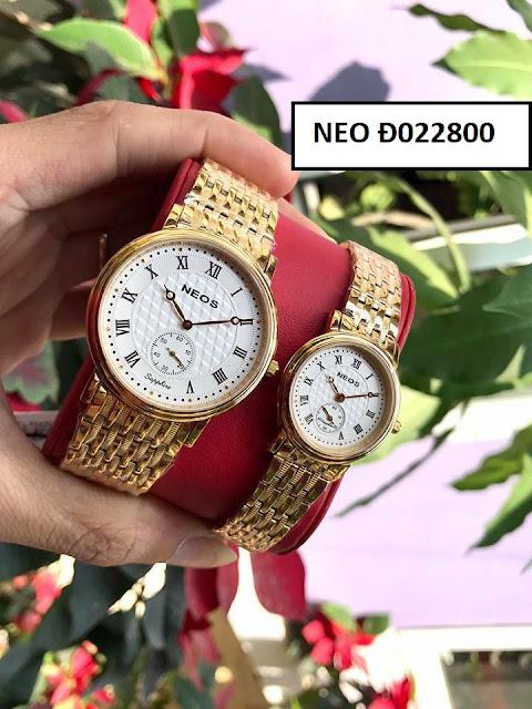 Đồng hồ cặp đôi Neo Đ022800