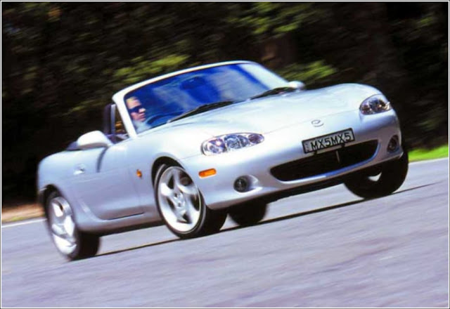 Mazda MX-5 SP Turbo