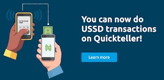 Quickteller Money transfer