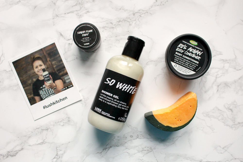 Lush Products I Love