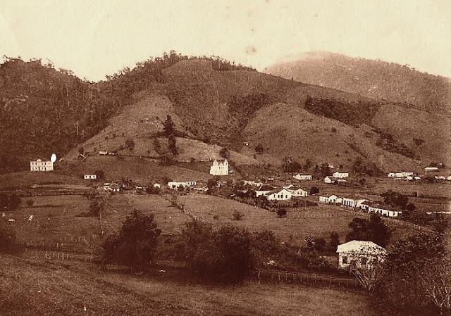 Vista geral de Rio Novo, 1912.