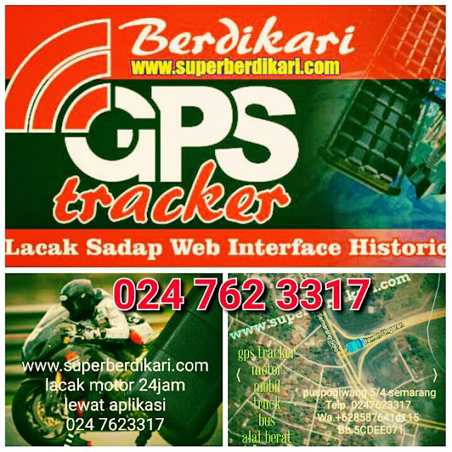 alat pelacak profesional gps tracker armada melacak dimanapun berada (motor, mobil. truk, bus, manusia, alat berat