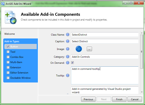 Geospatial Professional: Select Distinct for ArcGIS 10