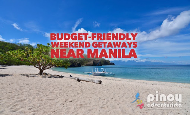 Weekend Getaway Trips near Manila for Budget Travelers