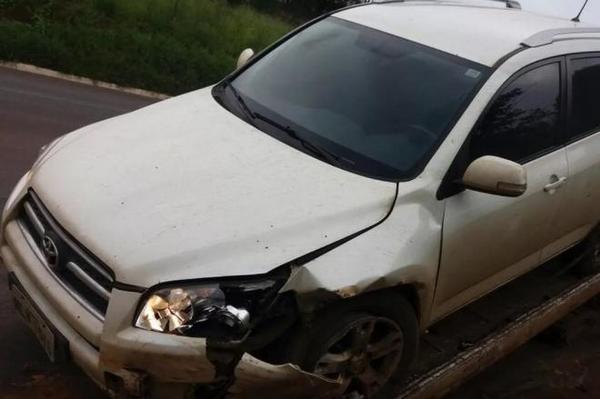 Deputado Valdir Colatto cochila ao volante e sofre acidente em rodovia catarinense
