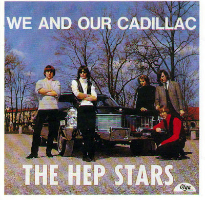 Hep Stars - We And Our Cadillac (1996)