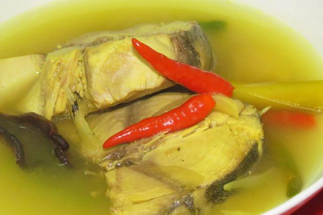 Singgang Fish Recipe