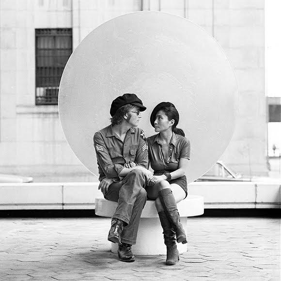 Le film «John & Yoko : Above Us Only Sky» diffusé sur Arte