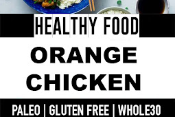 Paleo & Gluten Free Orange Chicken