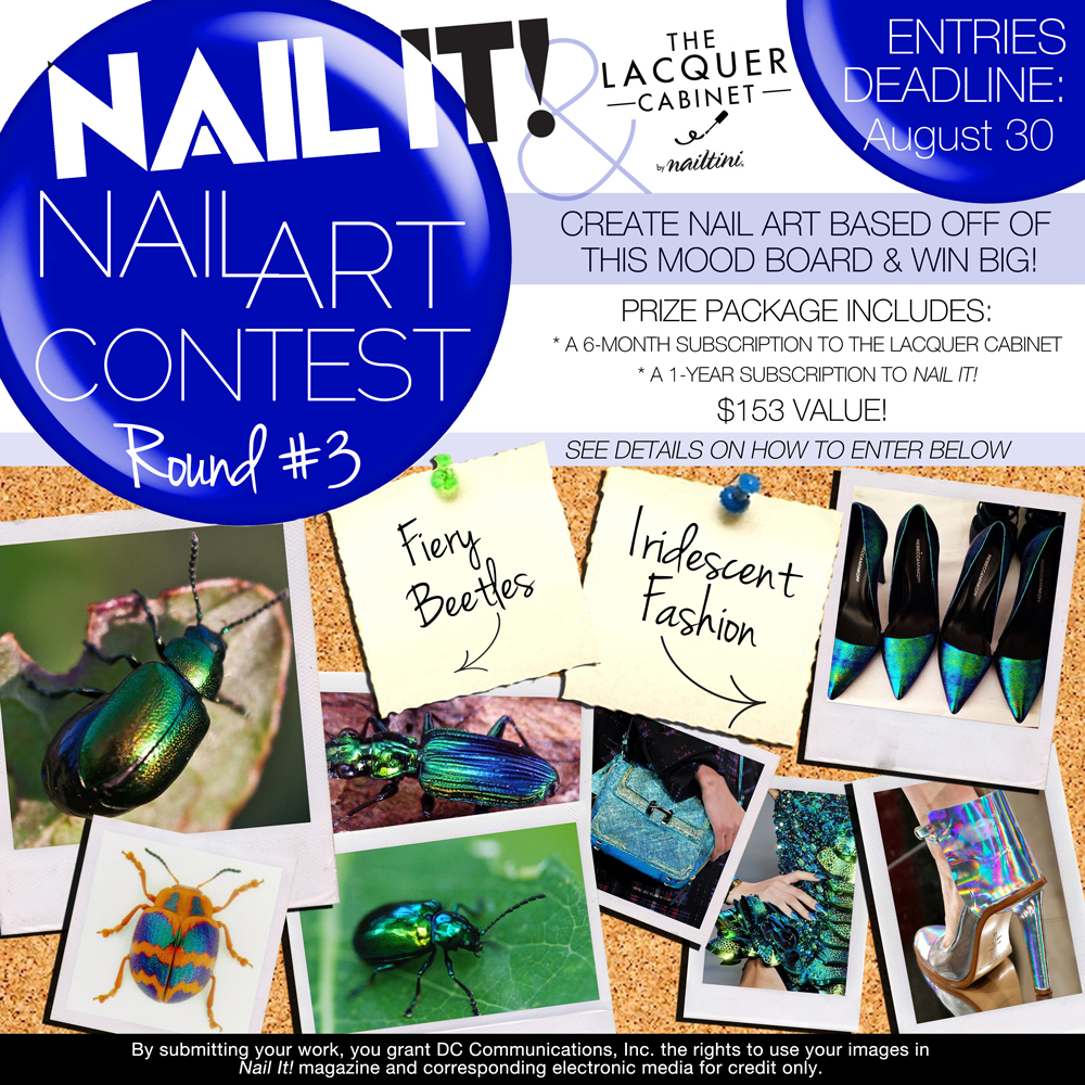 Nail It! Magazine Contest