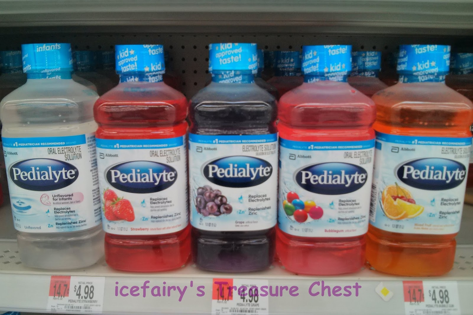 Stay Hydrated With Pedialyte And Exclusive Savings